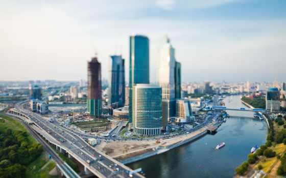 москва, город, река