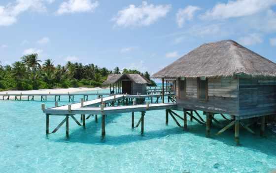 ecran, fond, fonds, maldives, papier, gratuit, gratuitement,