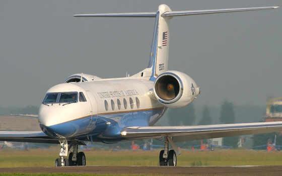 , airplane, частный, самалет,