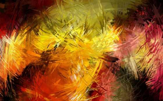 абстрактные, красивые, ipad
