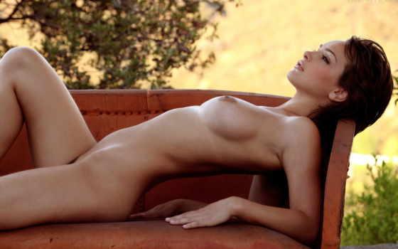 devushki, голая, девушка, голые, лежит, грудь, красивая, эротические, груди, голых,