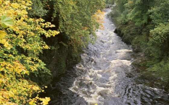 шотландия, природа, world, country, total, жанр