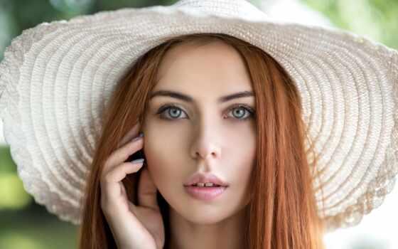 модель, portrait, глаза, смотреть, макияж, maxim, взгляд