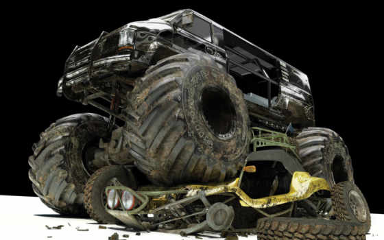 motorstorm, truck, car, monster, game, big, кул, wheels, мощь, images, pantalla, fondos,