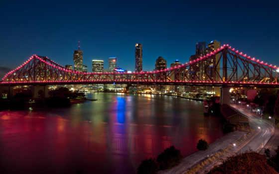 города, мосты