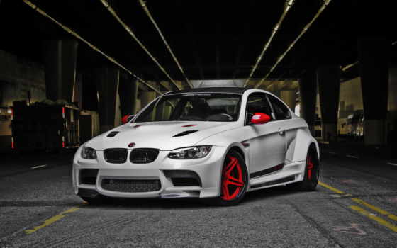 bmw, gtrs, vorsteiner, widebody, тюнинг, туннель,