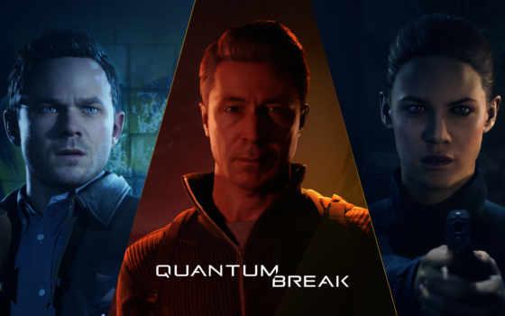 break, quantum, пол, сайрин, video,