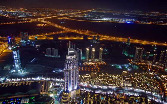 dubai, burj, khalifa, города, emirates, арабский, cities, united,