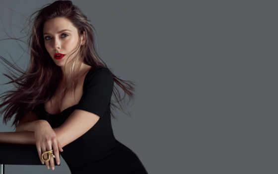 elizabeth, olsen, flaunt, фотосессии, magazine, актриса, появилась, знаменитости,