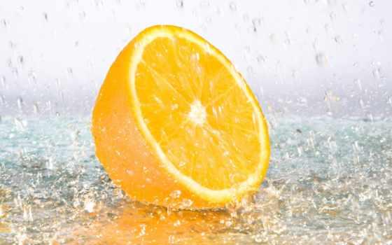water, плод, lemon, пузыри, yellow, лайм, дольки,