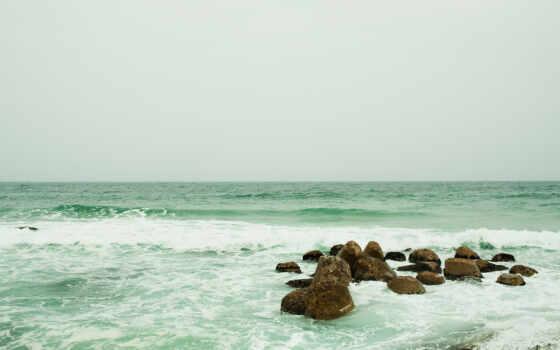 море, ocenka, небо, закат, starve, волна, ocean, file, пляж
