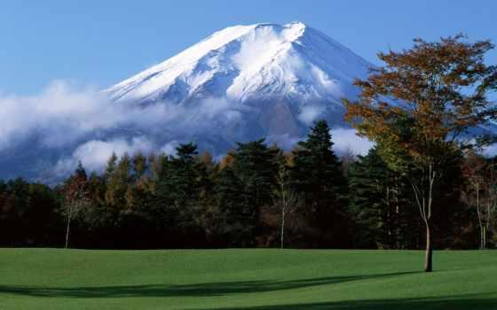 gora, shui, fen, горы, васту, японии, фудзи, фудзияма, вулкан,