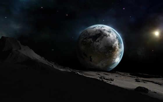 space, planets Фон № 24630 разрешение 1680x1050