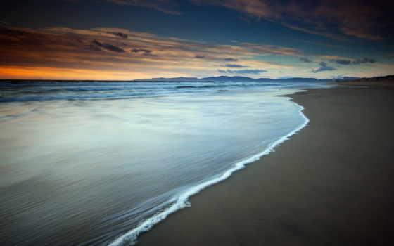 море, закат, landscape Фон № 88598 разрешение 1920x1200