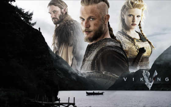 викинги, vikings, серия Фон № 121290 разрешение 1920x1080