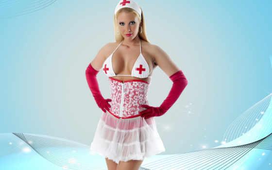 медсестра, красивые, девушка, смешные, клику, медсестры, приколы, other,