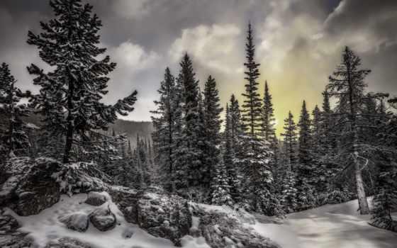 winter, природа, года, time, pictures, картинка, дек, замков, summer, ночь,