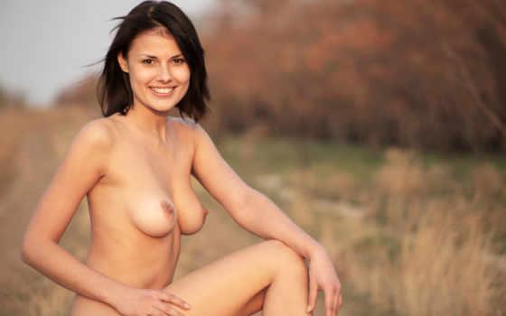 девушка, erotica, банка, topless, fone, голая, among,