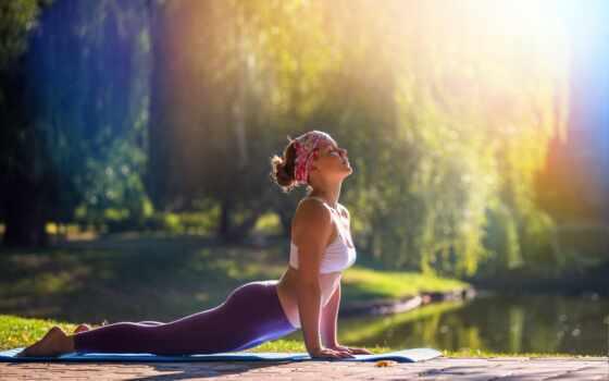 йога, фото, девушка, женщина, stock, free, молодой, силуэт,