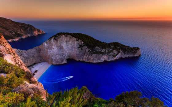 navagio, море, пляж, greek, остров, greece, картинка, закинф, навайо,