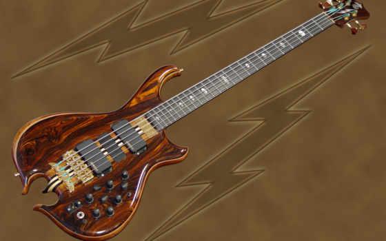 bass, гитара, custom