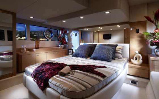 интерьер, тек, hai, спальни, мебель, кровать, кабина, картинка, design, обстановка, интерьеры,
