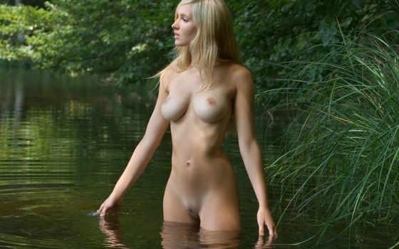 devushki, природе, девушка
