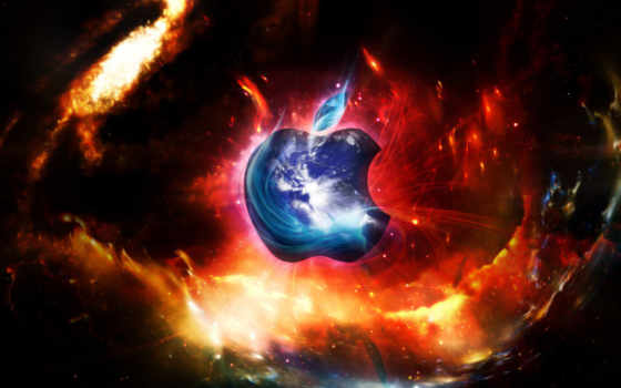 apple галактика