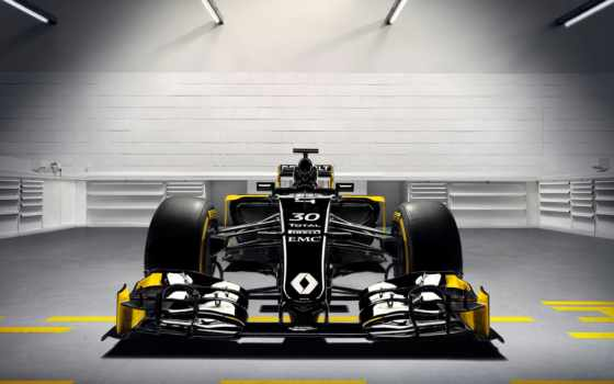 renault, спорт, formula, команда, one, февр, racing,
