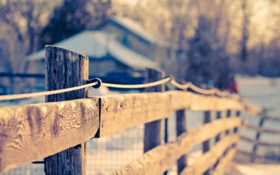 wooden, широкоэкранные, забор, широкоформатные, макро,