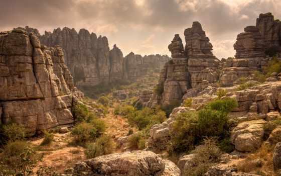 torcal, горы, антекера, antequera, natural, торкаль, park, скалы, камни,