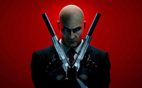 убийца, hitman, наемник, агент, absolution, игры,