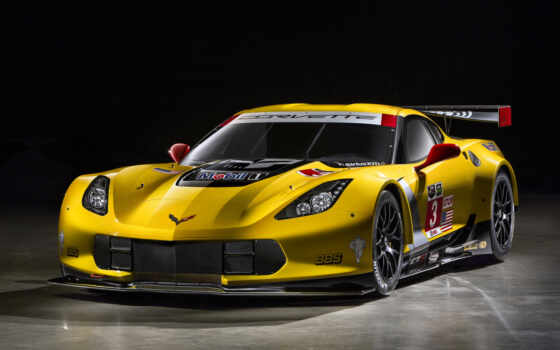 chevrolet, corvette, yellow, спорткар, zheltai, dream, яркий, shevrol, болиде