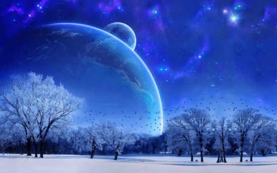 планета, космос, планеты