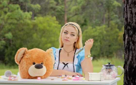 медведь, teddy, плюшевый