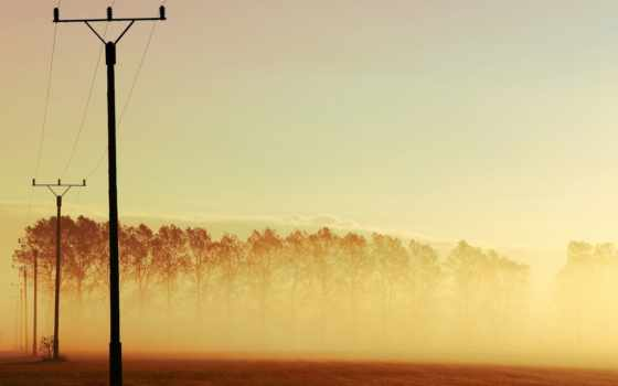 туман, погода, android
