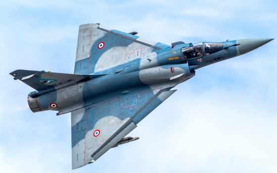 mirage, air, истребитель, dassault, реактивный, сила, самолёт, военный