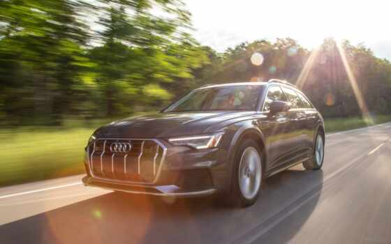 luxury, allroad, car
