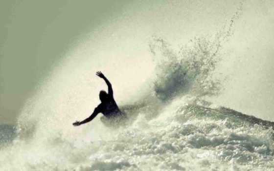сёрфинг, волны