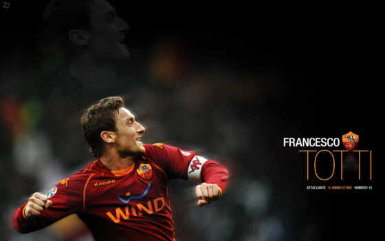 totti, roma, football