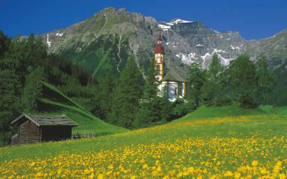 австрия, mountains, austrian, горы, pinterest, lodge, tags, качественные, landscape,