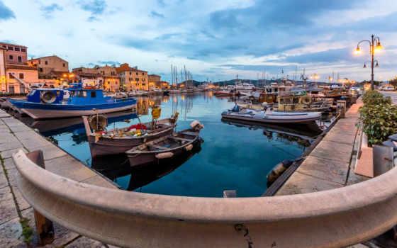 italian, клипарт, растровый, сардиния, туры, причал, italy, город, набережная,