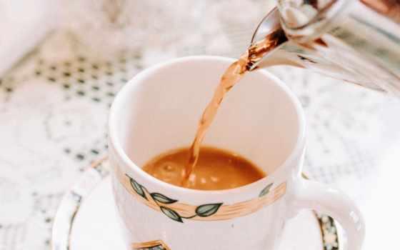 , чая, чашка