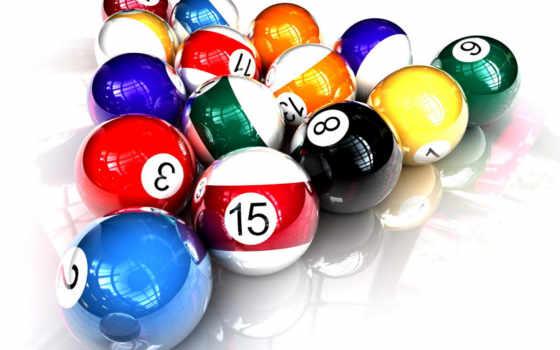 шары, billiards
