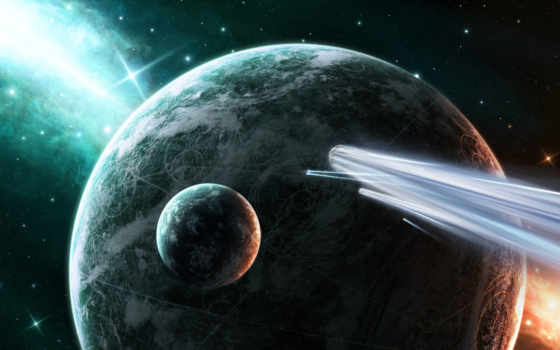 earth, корабли