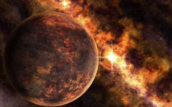 космос, planets