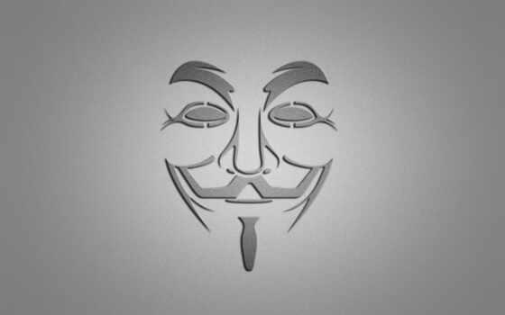 vendetta, минимализм, значит, улыбка, маска, фокса, гая