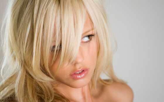 blonde, lindsay, девушка
