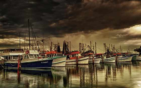 марина, yalova, fotokritik, tekneleri, boats, fotoğrafları, stormy, небо, fotoğraf,