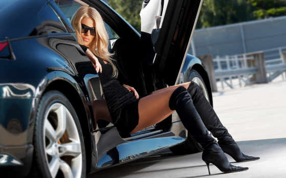 машины, красивые, devushki, девушка, video, полном, калифорнии, прикол, archives, ходу, блог,